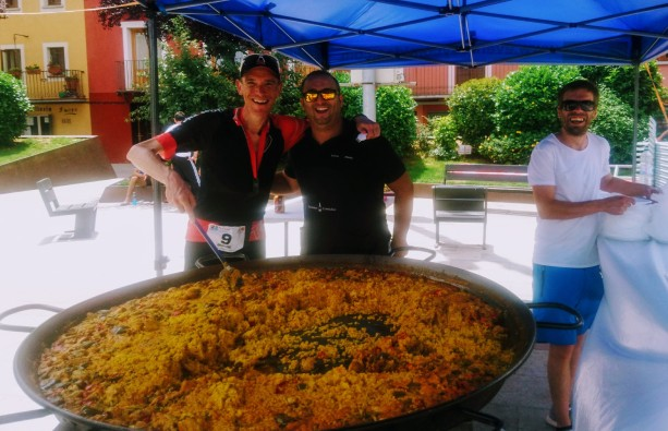Last day: Paella