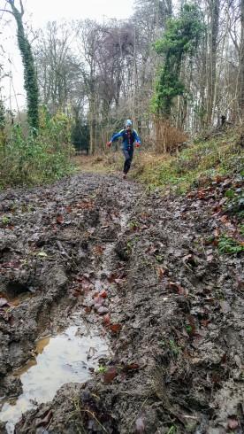 Mud ...