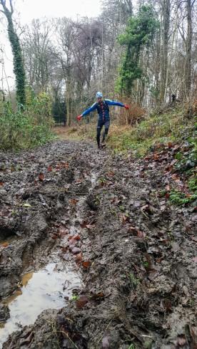 More mud ...