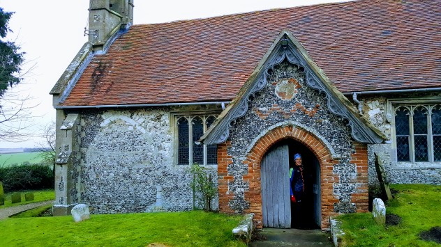 Church at Ipsden