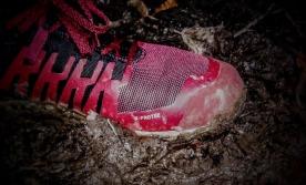Deep, wet mud